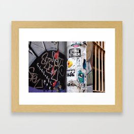 Grand Lane III Framed Art Print