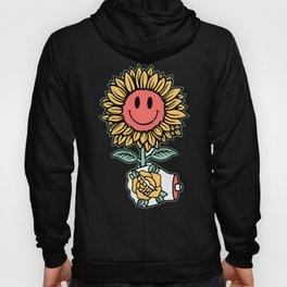 Sunflower Smile Hoody