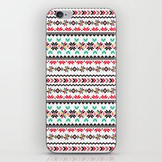 Traditional Embroidery iPhone & iPod Skin
