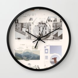 Moments Wall Clock