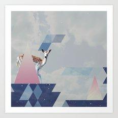 UMBR∆ #1 Art Print