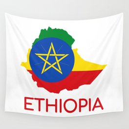 Ethiopia Wall Tapestry