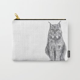 Bobcat from my area Carry-All Pouch