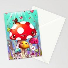 Mushroom Fantastic Stationery Cards