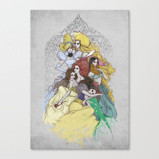 The Avant-Garde Canvas Print