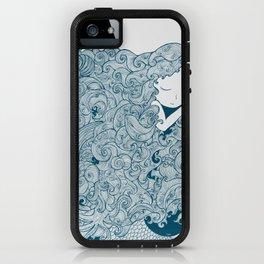 Mermaid Dreams iPhone Case