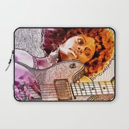 FAR AWAY (featuring source photography by Antonia Jenae') Laptop Sleeve