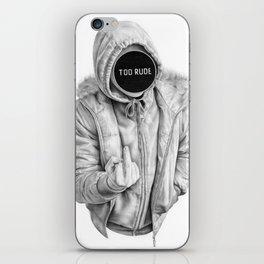 Censored iPhone Skin