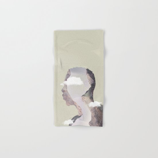 Brain Fog Hand & Bath Towel