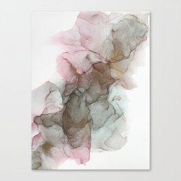 Smoky Quartz Canvas Print