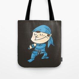 Kamae de ninjutsu  la postura del ninja Tote Bag