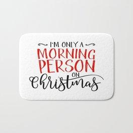 Christmas Morning Bath Mat