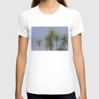 palms T-shirts featuring Palms by We feel by the Moon.