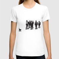 reservoir dogs T-shirts featuring Reservoir Dogs by Clayton Dixon