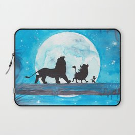 The Lion King Stencil Laptop Sleeve
