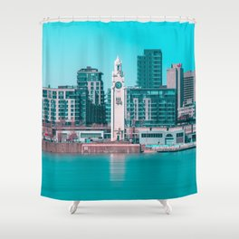 Surreal Montreal 12 Shower Curtain