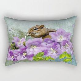 Nibbler Rectangular Pillow