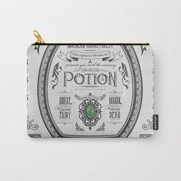 Legend of Zelda Green Chu Potion Advertisement Carry-All Pouch