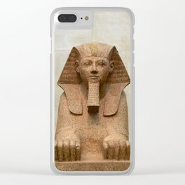 Sphinx Clear iPhone Case