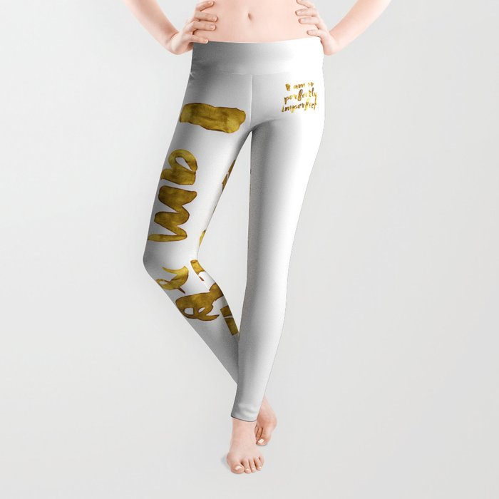 Perfectly Imperfect Leggings