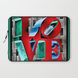 Love from Philly Laptop Sleeve