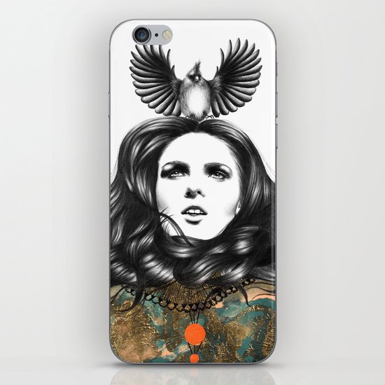 US AND THEM / THE OATH iPhone & iPod Skin