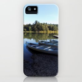 Take a Ride iPhone Case