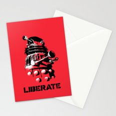 LIBERATE (VIVA DALEK!) Stationery Cards