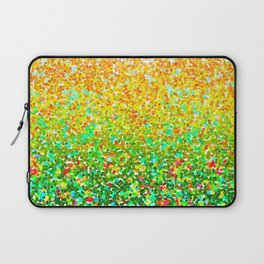 Color Dots Background G73 Laptop Sleeve