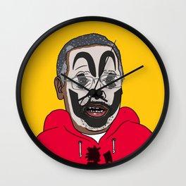 Carson, Juggalo Wall Clock