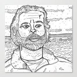 Ricky G Canvas Print