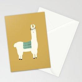 Llama days Stationery Cards