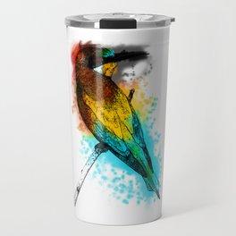 i am the bird am i? Travel Mug