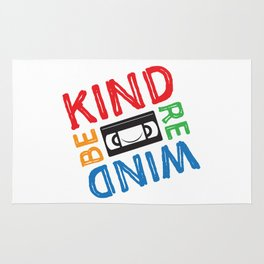 Be Kind Rewind Rug