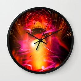 Lighthouse romance 10 Wall Clock