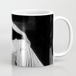 Muriel Finlay, Ziegfeld Follies Jazz Age black and white photograph Coffee Mug