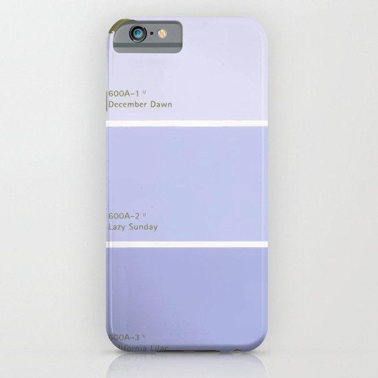 pantone iPhone & iPod Case
