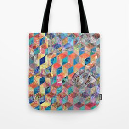 Reflection Two Tote Bag