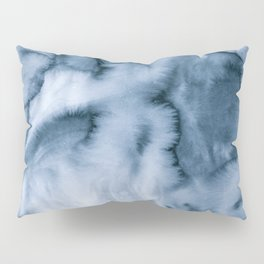 grey blues Pillow Sham
