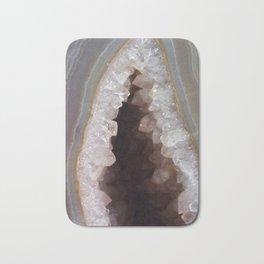 Geode Crystal Cavern Bath Mat