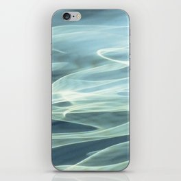 Water abstract H2O # 22 iPhone Skin