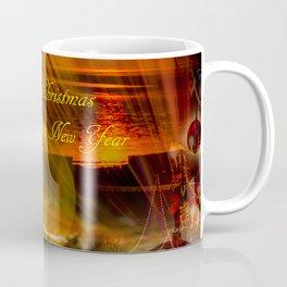 Merry Christmas - Happy New Year 3 Coffee Mug