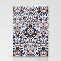 cigarettes Stationery Cards featuring cigarettes pattern by Sushibird
