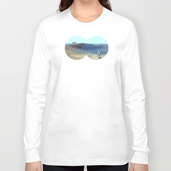 Cosmos & Indians Long Sleeve T-shirt