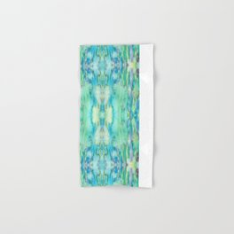 Water and Light Reflections Hand & Bath Towel