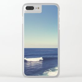 La Jolla Cove Clear iPhone Case