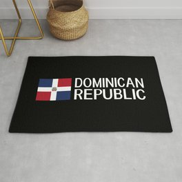 Dominican Republic: Dominican Flag & Dominican Rep Rug