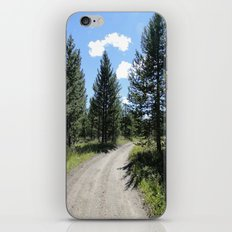 those smiling skies. iPhone & iPod Skin