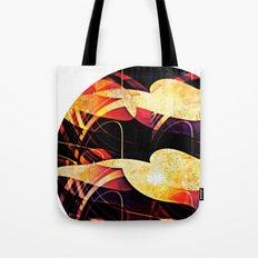 Towards the sun #II Tote Bag