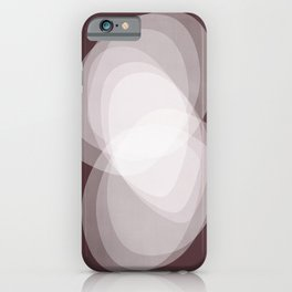 Shapes Abstract 18 iPhone Case